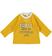 Simpatica maglietta in interlock di cotone ido GIALLO - 1615