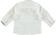 Calda camicia a manica lunga 100% cotone ido PANNA - 0112 back