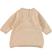 Vestitino in tricot con gattino ido BEIGE-PANNA - 8181 back