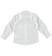Camicia bambino classica a manica lunga in twill di cotone ido PANNA - 0112 back