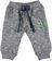 Grintoso pantalone in felpa effetto melange ido BLU MELANGE - 8903