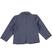 Elegante giacca in felpa per bambino ido GRIGIO-BLU-6M95 back