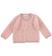 Cardigan per bambina lurex effetto pelliccia ido ROSA CHIARO - 2612