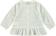 Camicia bambina in popeline stretch con colletto stondato ido PANNA - 0112 back