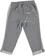 Pantalone bambina in felpa non garzata ideale per l'autunno ido GRIGIO MELANGE - 8967 back