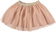 Gonna bambina in tulle glitter ido ROSA CHIARO - 2612