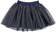 Gonna bambina in tulle glitter ido NAVY - 3854