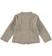 Preziosa giacchina corta in panno ido BEIGE - 0924 back