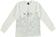 Maglietta per bambino in interlock 100% cotone ido PANNA-0112