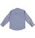 Camicia bambino a manica lunga in oxford ido AZZURRO-BLU - 6N93 back
