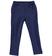 Pantalone per bambina in matelassè ido NAVY - 3854