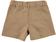 Shorts in finta pelle scamosciata ido NOCCIOLA - 0937 back