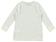 Maxi maglietta in cotone elasticizzato con stampa multicolore  PANNA - 0112 back